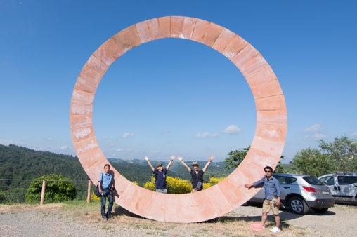 イタリア視察:Poggi Ugo 訪問
