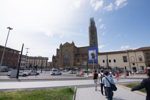イタリア視察:Firenze市内 ~ 初日